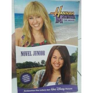 [NOVEL] Hannah Montana The Movie: Novel Junior