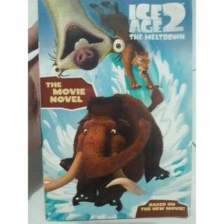 [NOVEL IMPOR] Ice Age 2: The Movie Novel