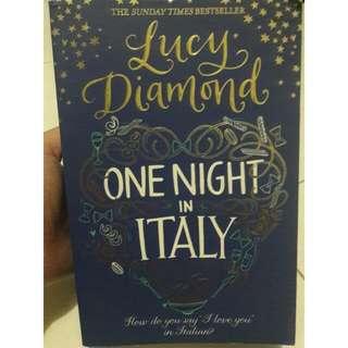 [NOVEL IMPOR] One Night In Italy