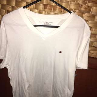 Tommy Hilfiger Basic White T-Shirt