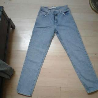 Levis Jeans 550 Relaxed Tapered