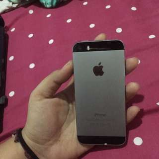 iPhone 5s 32gb Second