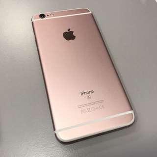 iPhone 6S Plus Rose Gold 128GB