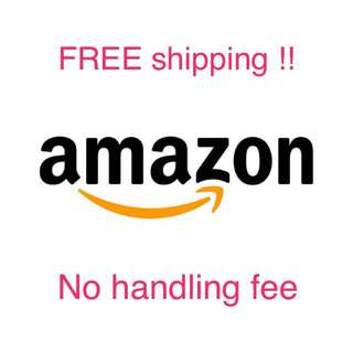 Amazon Spree #2 | Free Shipping & Zero Fee | Fast & Easy
