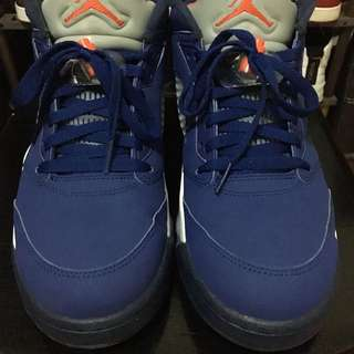 Nike Air Jordan 5 Low RoyalBlue US11