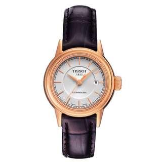 Brand New Tissot Ladies Carson T0852073601100 Watch