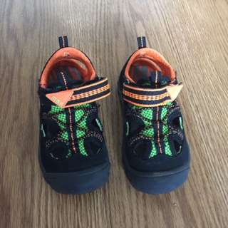 Toddler Sandal Size 9M