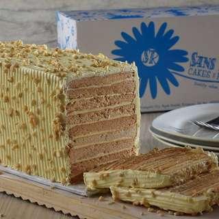 Sansrival Loaf by Sans Rival Cakes and Pastries Dumaguete - Quezon City Distributor