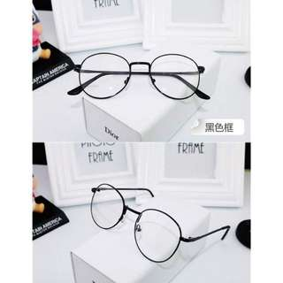 korean fake glasses