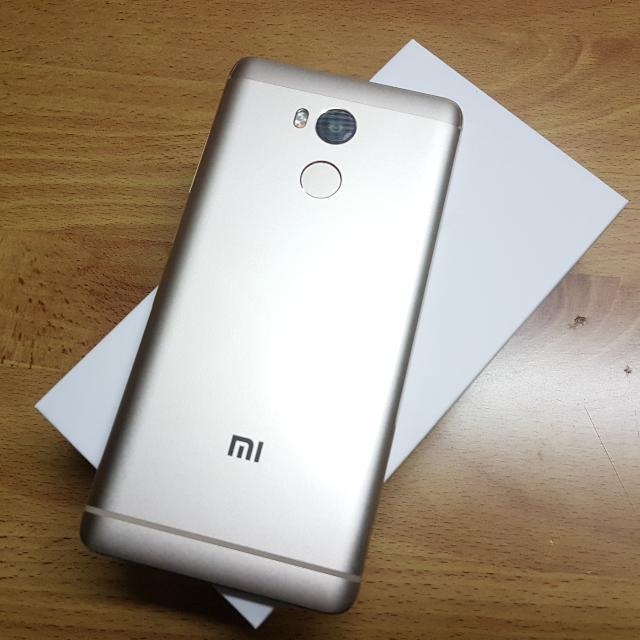 紅米4 高配版 3G RAM 32G ROM 4G+3G雙卡