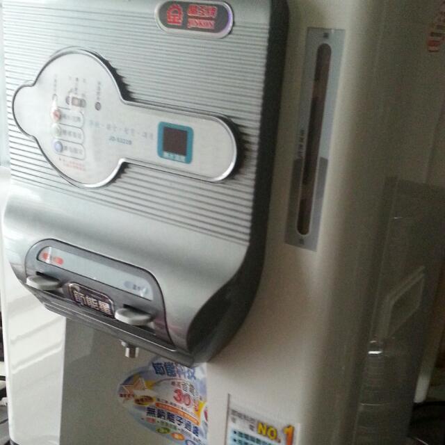 晶工節能溫熱飲機