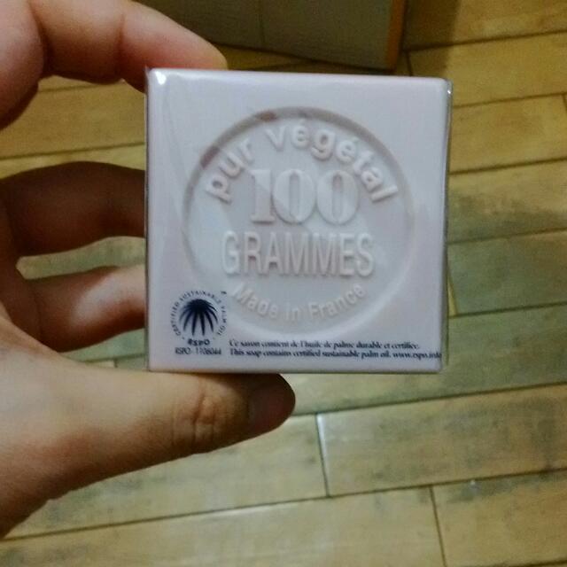 歐舒丹 媽媽保姆玫瑰皂 100g
