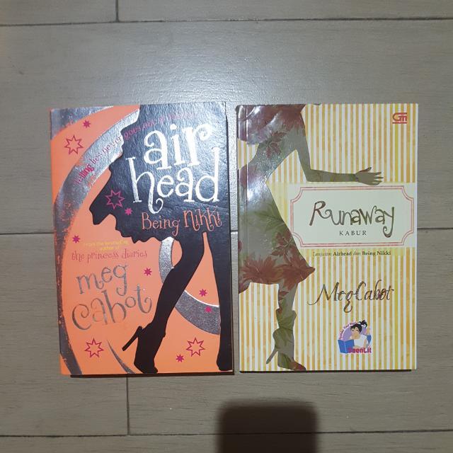 Airhead Series - Meg Cabot