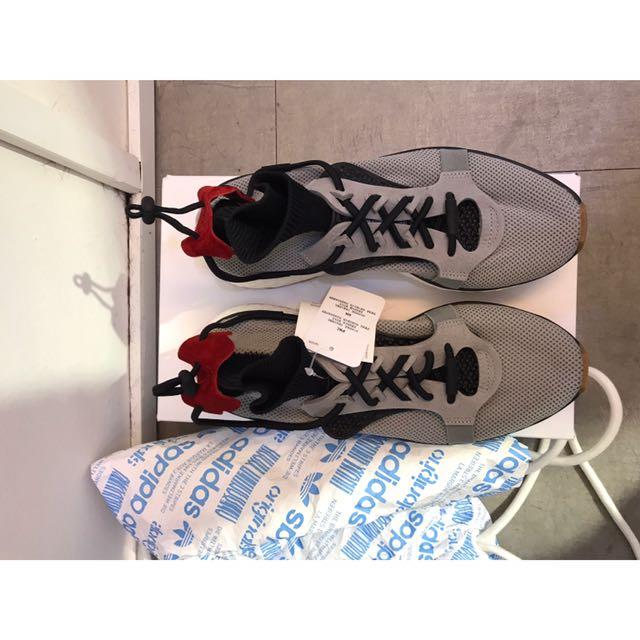 vente chaude en ligne 88b50 8469d Alexander Wang X Adidas AW Run Multi Grey
