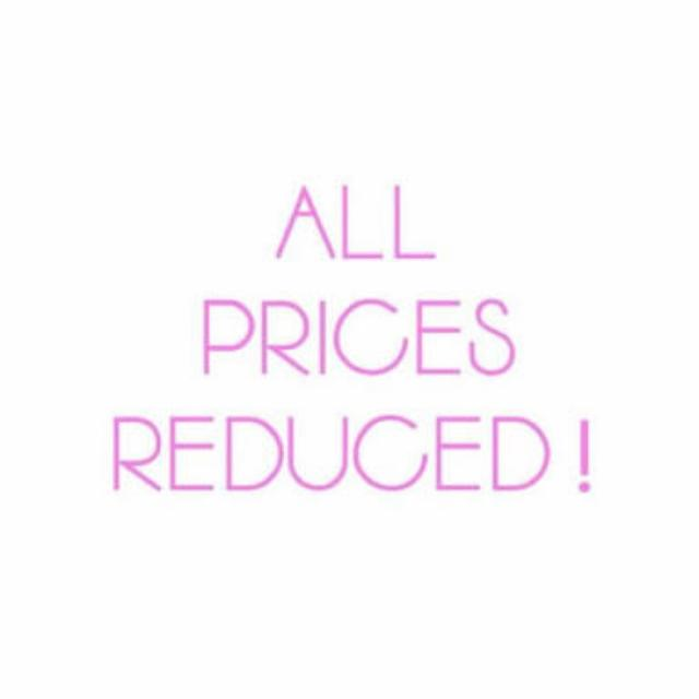 All Items Reduced 🦄