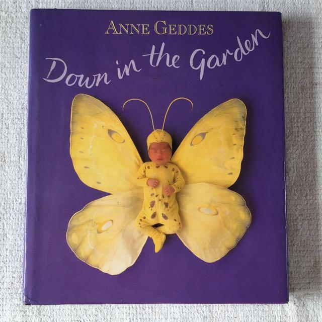 Anne Geddes' Down In The Garden
