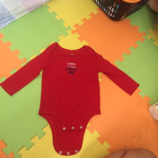 Babies Onesie long sleeves.(2pcs 1 price)