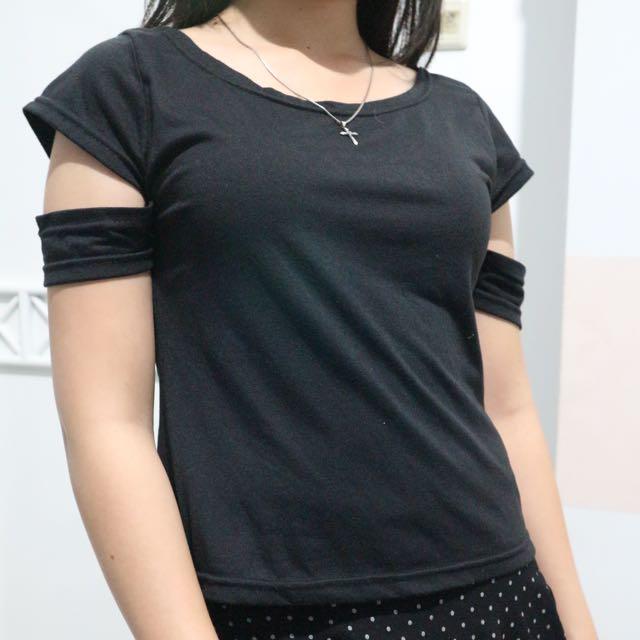 Baju Model Lengan