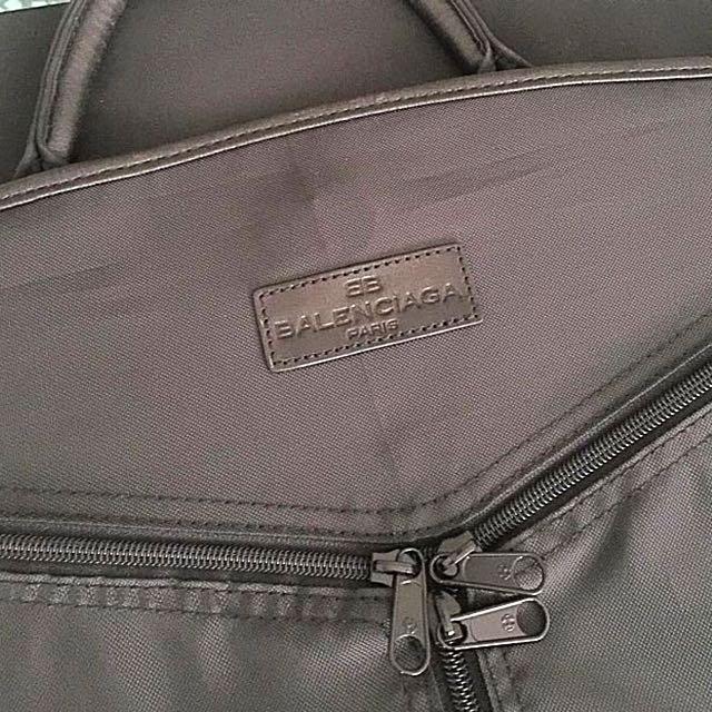 Balenciaga Clothes Cover Bag