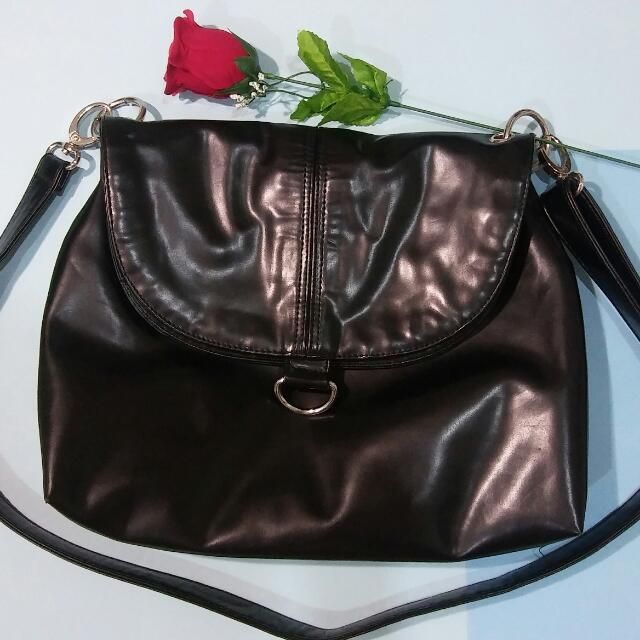 8ec47904e Balise Black Sling Bag Adorable Project