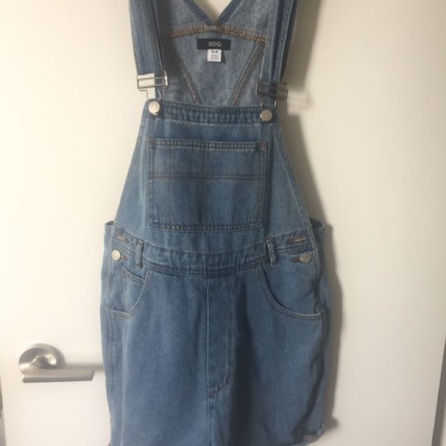 BDG overall Shorts