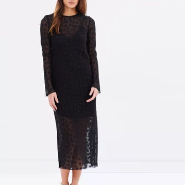 Bec & Bridge Celestial Star Midi Dress