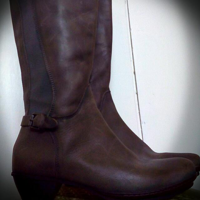 Boots(gray)