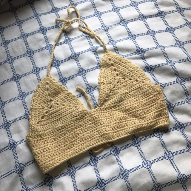 Brand New Crochet Crop Top