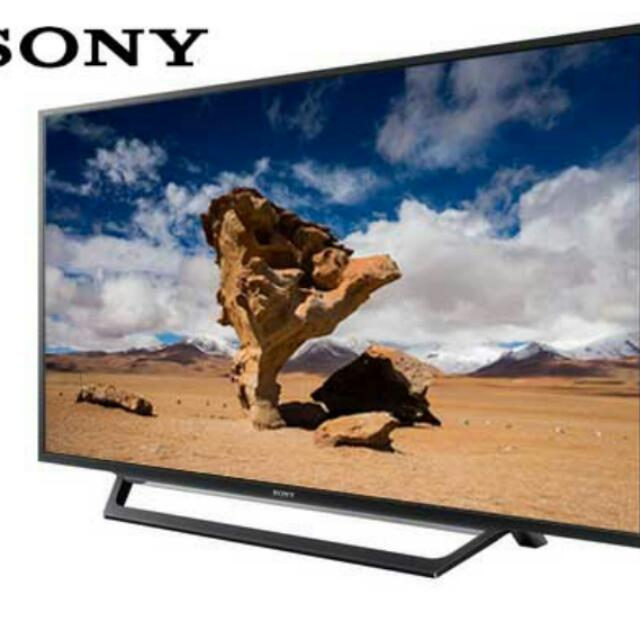 "Brand New Sony Barvia 32""  W607D"