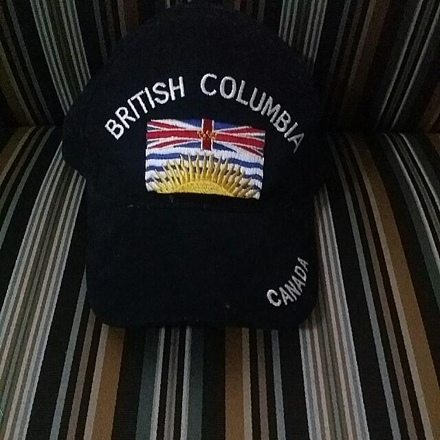 British Columbia cap/hat