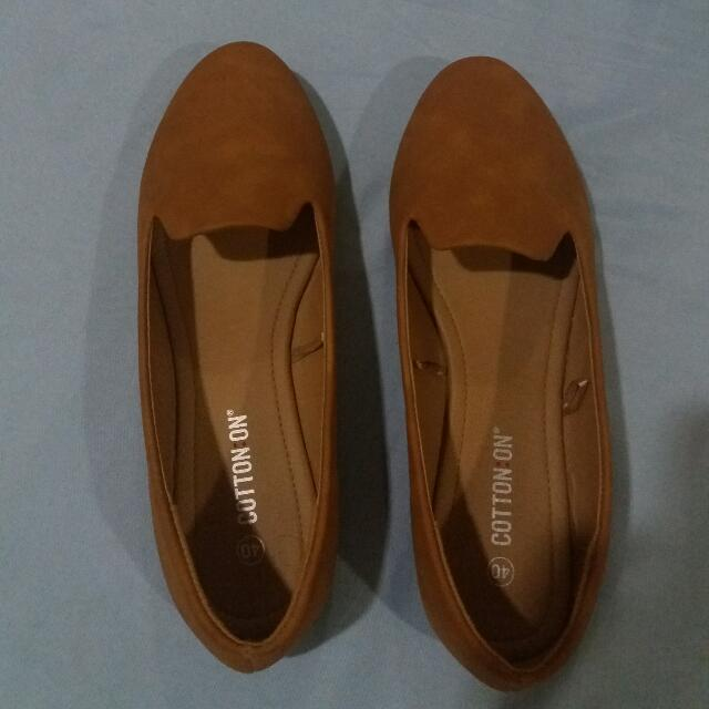 Brown Doll Shoes