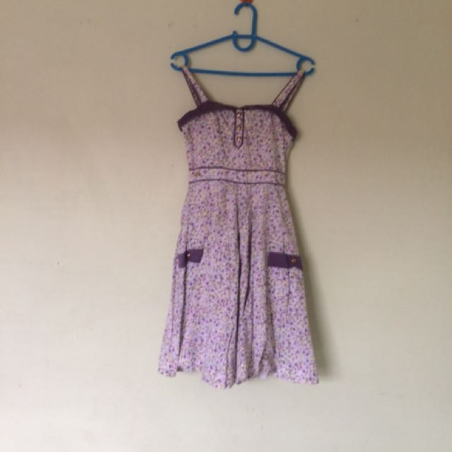 Candies brand dress(s,m)