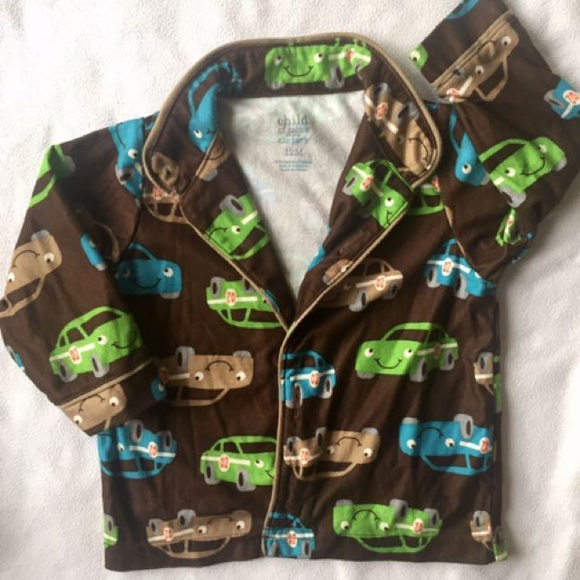Carters Sleepwear For Baby Boy