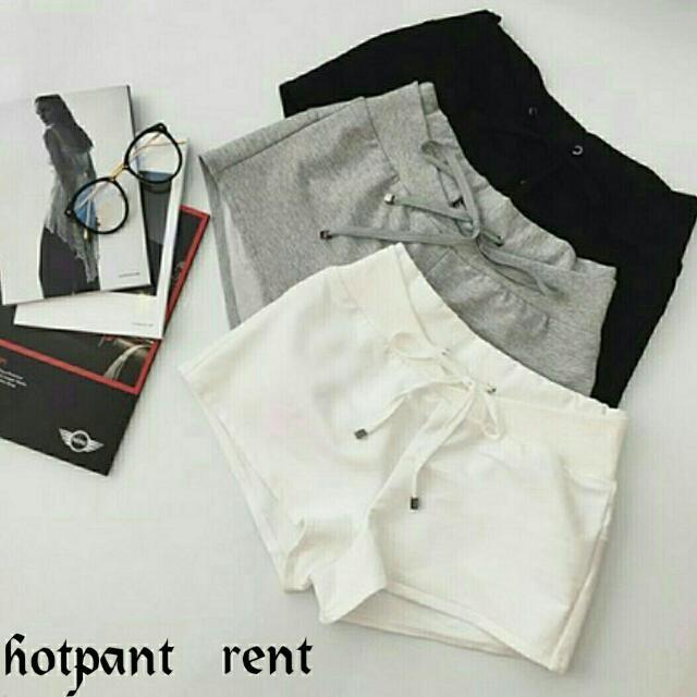 Celana Pendek Hot Pan Rent