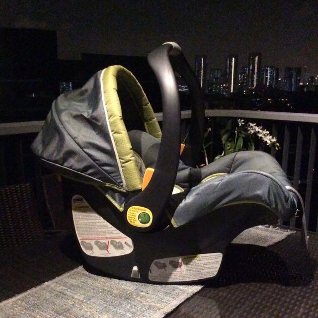 Chicco KeyFit 30 Infant Car Seat Base Babies Kids Strollers