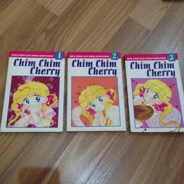 Chim Chim Cherry - Yui Ayumj