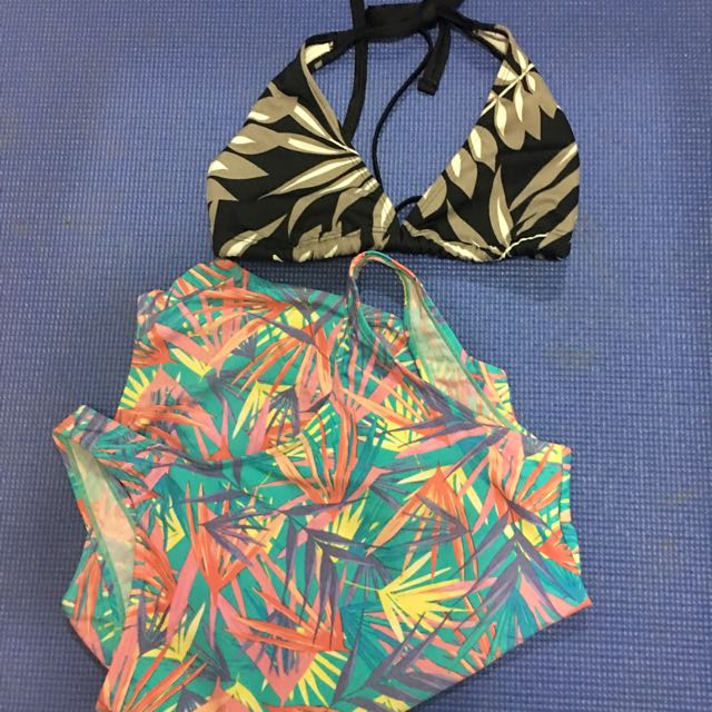 Cococabaña Onesie Plus Bikini Top