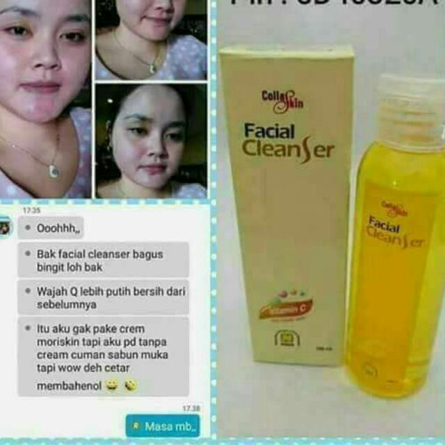 COFC (Collaskin Facial Cleanser)