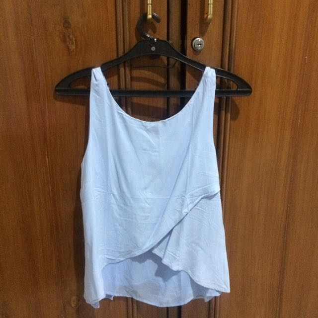 Colorbox Soft Blue Top