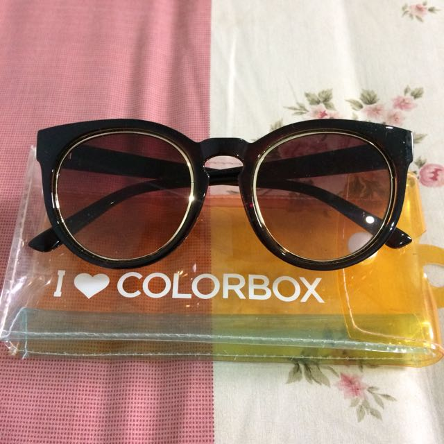 COLORBOX SUNGLASSES