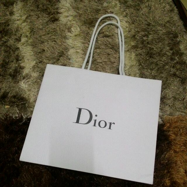 Dior Paperbeg S