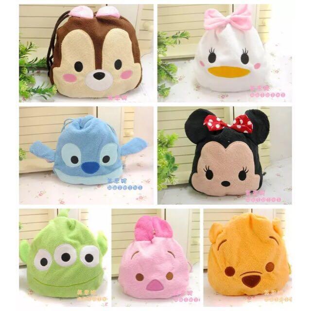 Disney Tsum Tsum Pouch