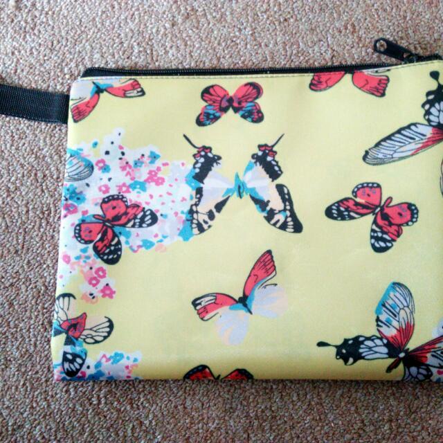 Dompet Handbag Butterfly