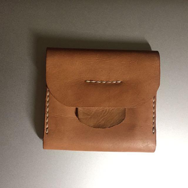 Minimalist 💯 Leather Wallet