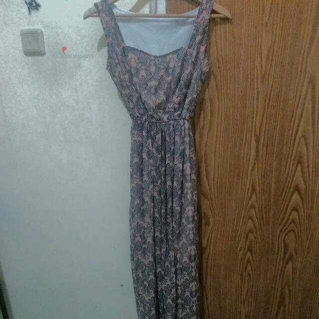 Dress Batik Sleeveless