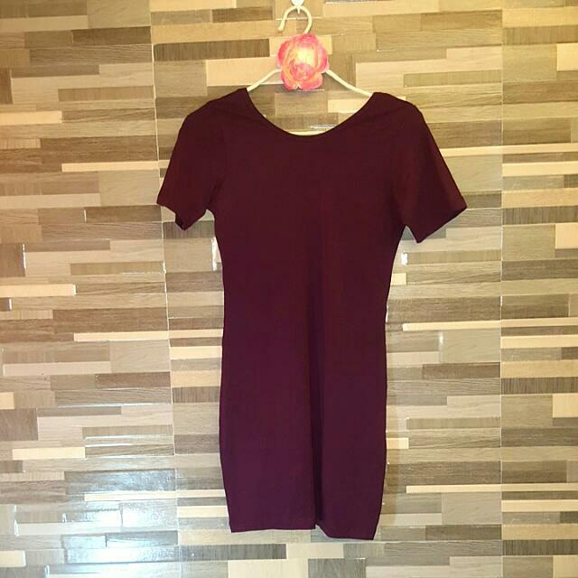 Dress Bodycon (Forever 21)