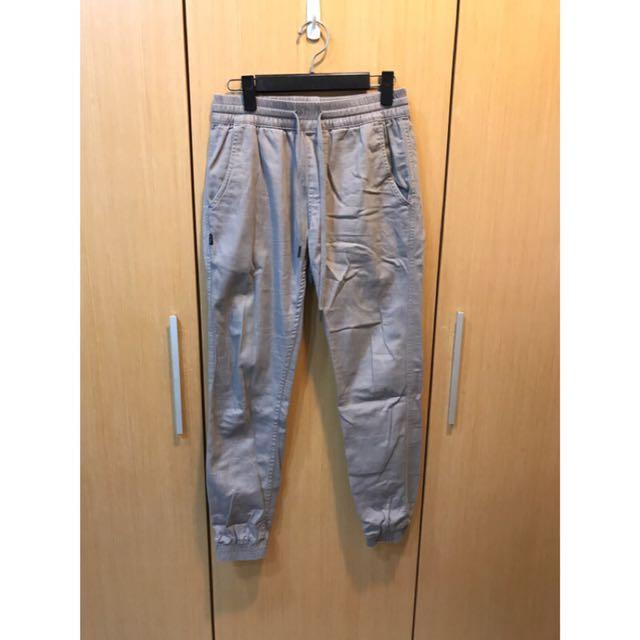 FairPlay 鐵灰 縮口褲 30腰