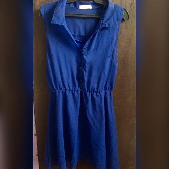 Folded & Hung Dress