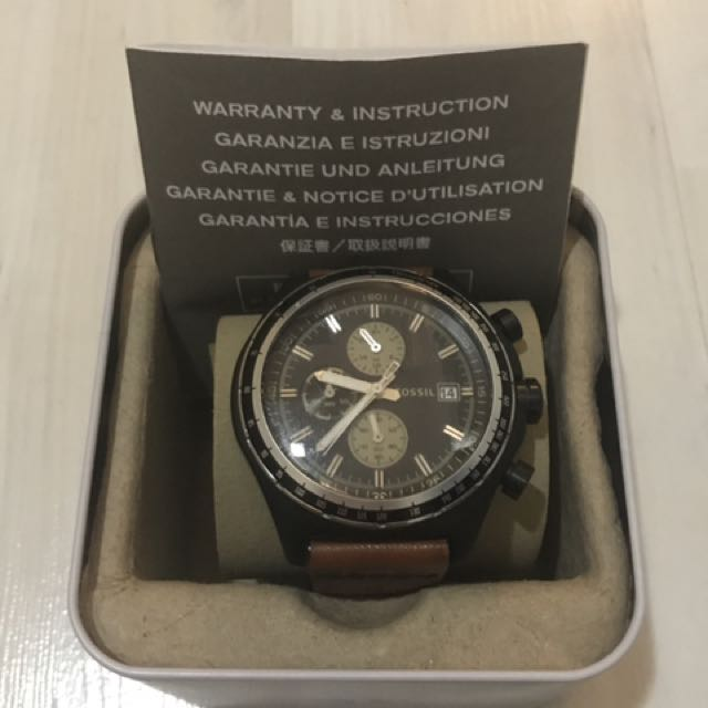 Fossil Watch Ori Fast Sale