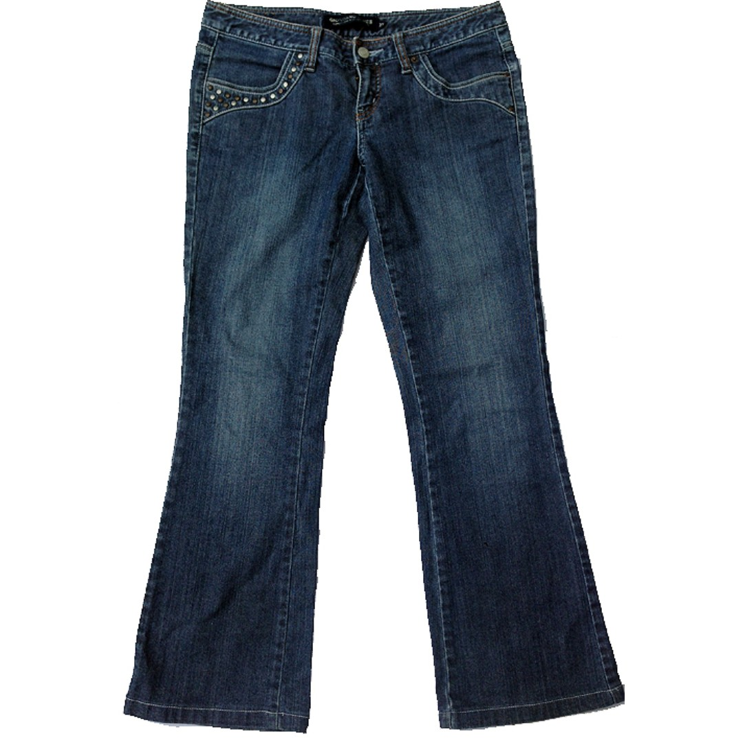 Free Delivery! Giordano Blues Denim Jeans